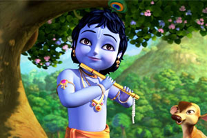 Is Krishna too high?