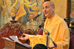 Radhanath Swami on the connection between love and trust