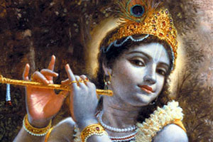 There are many gods in India. Why you worship Krishna?
