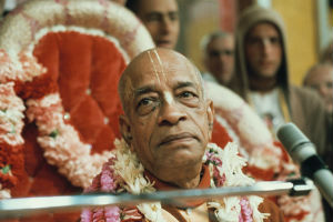 What did you find in Srila Prabhupada, that led you to be a disciple of his?