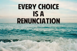 What is the True Spirit of Renunciation?